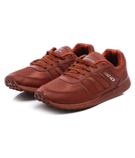 UniStar Men Jogging, Walking Narrow Toe  Running Shoes ...