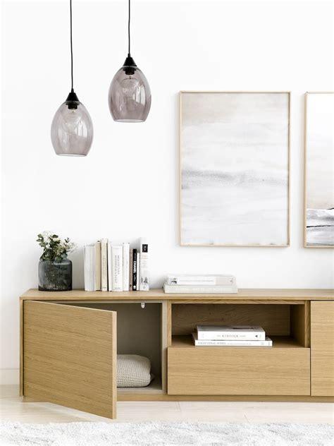 Unite mueble de TV 180 cm roble en 2020 | Muebles para tv ...