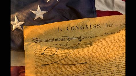 United States Declaration of Independence   YouTube