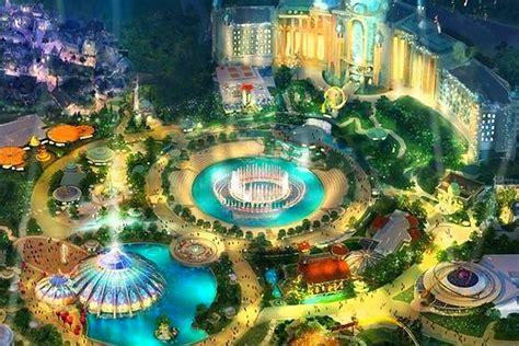 Universal construirá nuevo parque temático Epic Universe ...