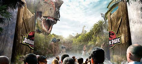 Universal Hollywood s  Jurassic Park  Ride Shutting Down ...