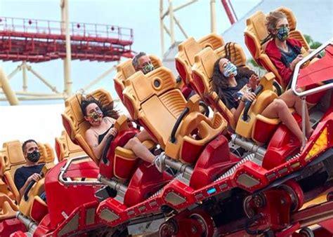 Universal Orlando es el primer parque temático que abre en ...