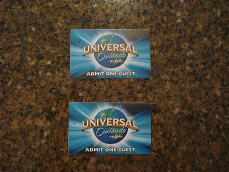 Universal Studios Orlando Ticket Giveaway ...