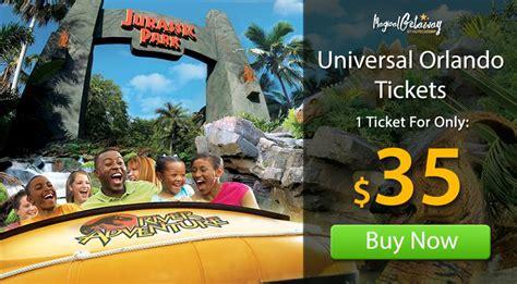 Universal Studios Orlando Tickets   Orlando Destination Guide