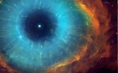 universe, Nebula, Helix Nebula, Space, TylerCreatesWorlds ...