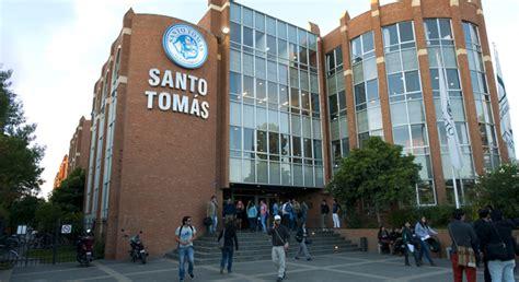 Universidad Santo Tomás respaldó a alumna que denunció ...