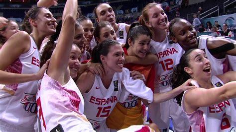 UNIVERSO MUJER: Los éxitos del baloncesto femenino español ...