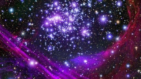 Universo Zoom Telescópio Galáxias e Estrelas Céu Cosmos ...