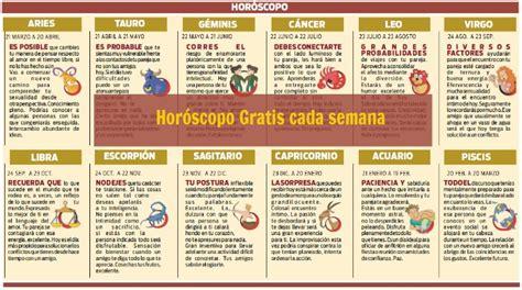 univision horoscopos en espanol gratis diario univision ...