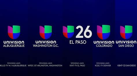 Univision ID Compilation 2019  Entravision    YouTube