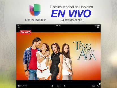 Univision NOW: TV en vivo   Android Apps on Google Play