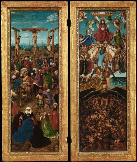 Unlocking the Mysteries of Two Jan van Eyck Frames | The ...