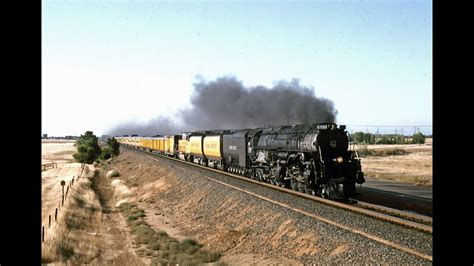 UP3985 at the NRHS Convention in San Jose July 1992   YouTube
