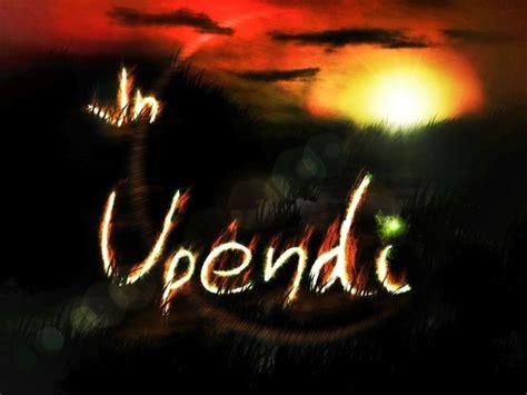 UPENDI significa AMOR en SUAJILI El suajili, también ...