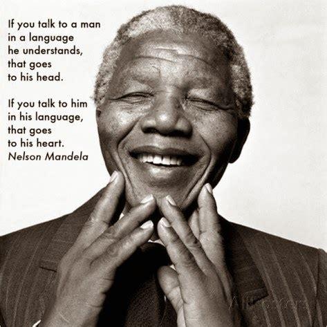 Urban Beauty Said: Five reasons why Nelson Mandela will ...