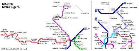 UrbanRail.Net > Europe > Spain > Madrid Metro Ligero   Tram