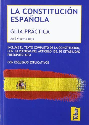 Urcerare: Descargar La Constitución Española: Guía ...