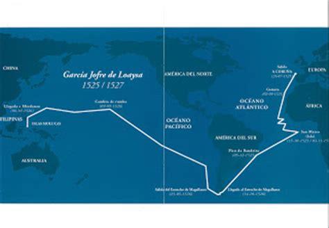 Urdaneta en su tiempo: The voyage of Jofre Garcia de Loaysa