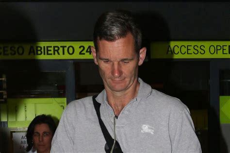 Urdangarin entra en la prisión de Brieva de Ávila ...