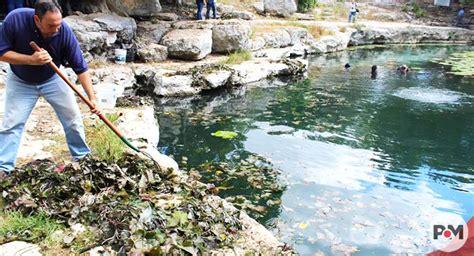 Urgen a dejar de contaminar el agua   Punto Medio