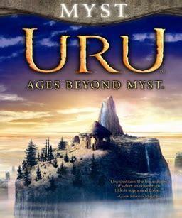 Uru: Ages Beyond Myst   Wikipedia