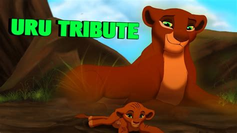Uru mother of Mufasa and Scar Tribute | Lion King   YouTube