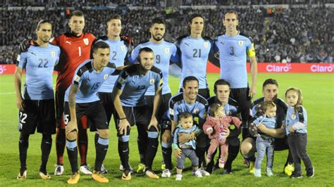 Uruguay at the 2018 World Cup: Schedule, scores, how to ...