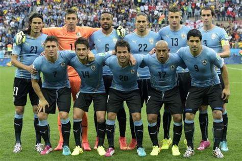 Uruguay Copa America Centenario 2016 Predicted Lineup ...