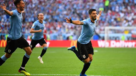 Uruguay despierta y arrolla a Rusia en el último partido ...