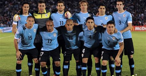 Uruguay football team: World Cup guide to England s second ...