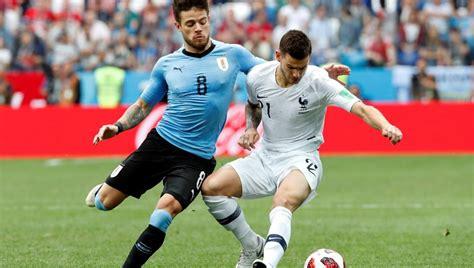 Uruguay   Francia: El Mundial de fútbol 2018, en directo hoy