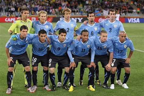 Uruguay: Team Preview   2014 FIFA World Cup