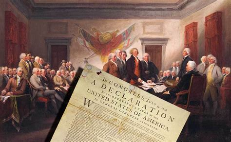 US Declaration Of Independence   Who wrote it, Text ...