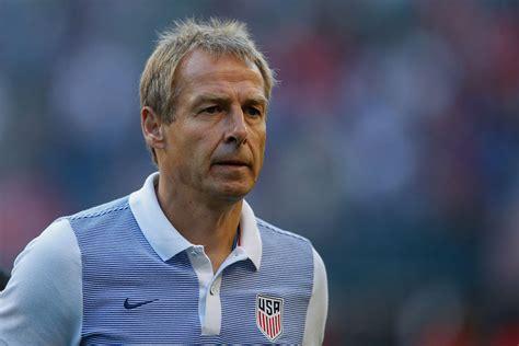 US Soccer has looked at potential Jurgen Klinsmann ...
