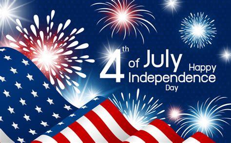Usa 4 de julio día de la independencia | Vector Premium