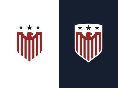 USA Crest | Badge design, Logos design, Branding design