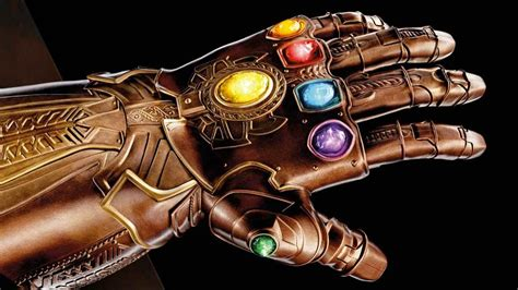 Usa el Guante del Infinito de Thanos para desaparecer ...