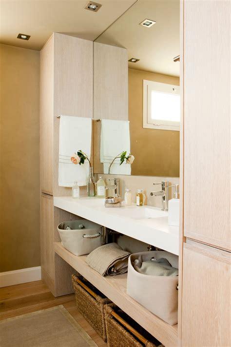 Usa separadores | Muebles de baño, Armarios de baño y ...
