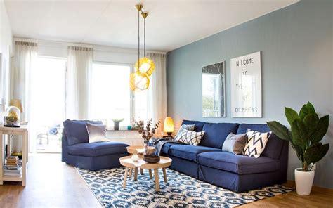 Usar el azul como hilo conductor | Decorar tu casa es ...