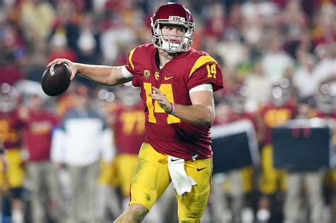 USC football: How Sam Darnold is saving Trojans, Clay ...