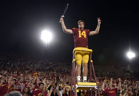 USC Football: Is Sam Darnold a sure fire franchise QB ...