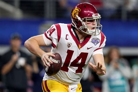 USC QB Sam Darnold declares for the 2018 NFL Draft