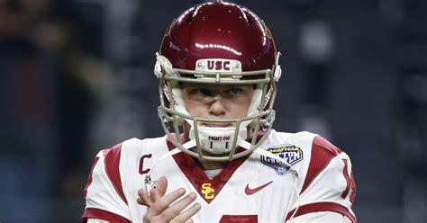USC quarterback Sam Darnold declares for NFL draft