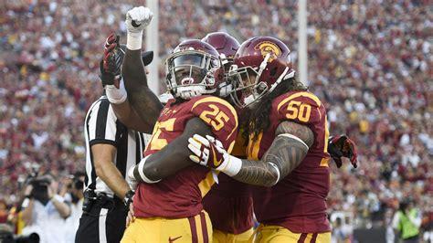 USC vs. Stanford score, highlights: Sam Darnold, Trojans ...