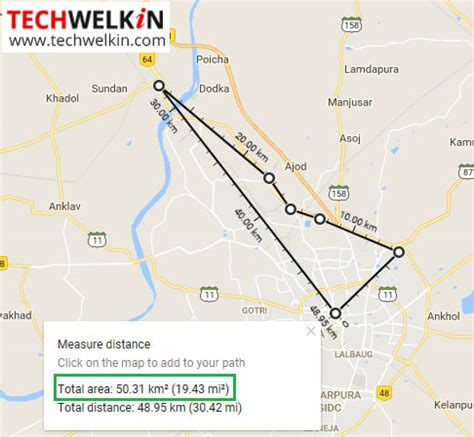 Use Google Maps to Measure Distances for Jogging, Biking ...
