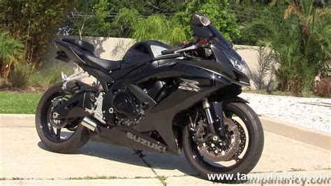 Used 2008 Suzuki GSXR 600 Motorcycles for sale in Tampa ...