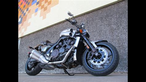 Used 2009 Yamaha V Max Motorcycle For Sale   YouTube