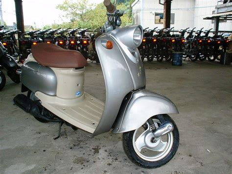 used japanese scooter yamaha vino Scooter 50cc By Kanmon ...