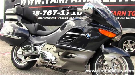 Used motorcycles for sale 2005 BMW K1200LT with ABS   YouTube