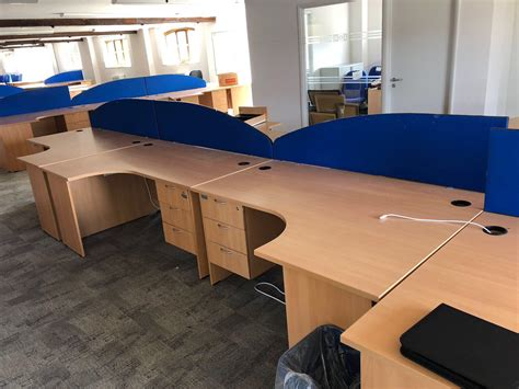 Used Office Furniture Hampshire: Second Hand Desks & Chairs